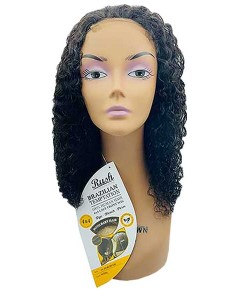Brazilian Temptation 4X4 Lace Front HH Curly Long Wig