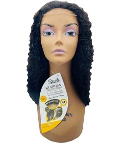 Brazilian Temptation 4X4 Lace Front HH Curly XL Wig