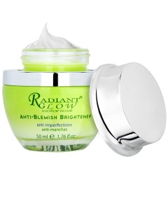 Radiant Glow Botanical Anti Blemish Cream