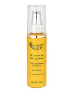 Radiant Glow Botanical Facial Milk