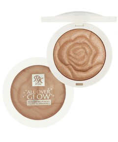 All Over Glow Shimmer Powder RHP02 Champagne Glow