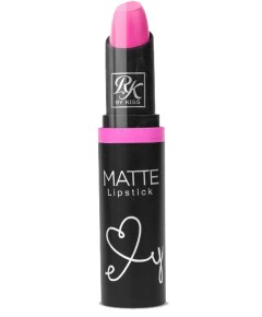 RK By Kiss Matte Lipstick RMLS16 Hot Pink Gossip