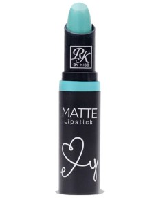 RK By Kiss Matte Lipstick RMLS22A Turquoise Aesthetic