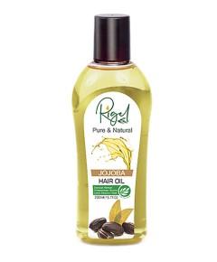 Pure And Natural Jojoba Hair Oil
