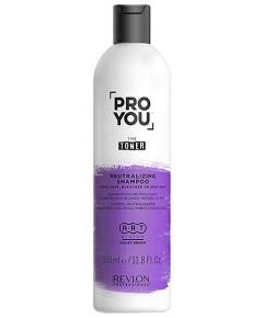 Pro You The Toner Neutralizing Shampoo