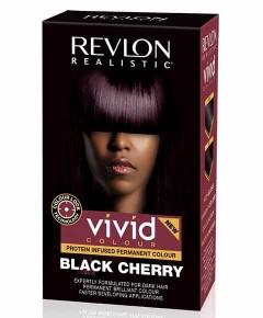 Revlon Realistic Vivid Colour Black Cherry