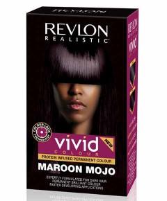 Revlon Realistic Vivid Colour Maroon Mojo