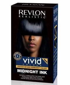 Revlon Realistic Vivid Colour Midnight INK