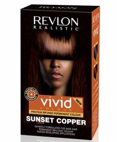 Revlon Realistic Vivid Colour Sunset Copper