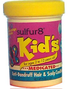Sulfur 8 Kids Medicated Anti Dandruff Hair and Scalp Conditioner