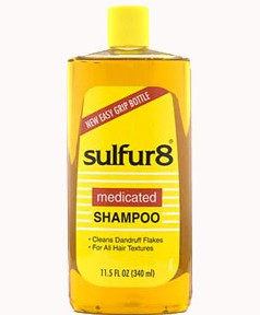 Sulfur 8 Medicated Shampoo