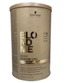 Blonde Me Bond Enforcing Premium Clay Lightener