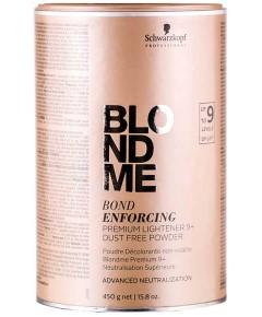 Blonde Me Bond Enforcing Premium Lightener Dust Free Powder