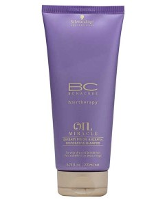 Bonacure Hairtherapy Oil Miracle Restorative Shampoo