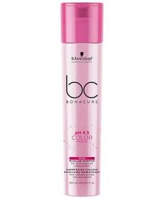 Bonacure PH 4.5 Color Freeze Rich Micellar Shampoo