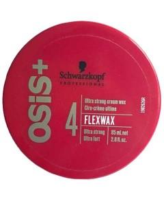 Osis 4 Ultra Strong Flexwax