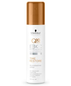 Bonacure Hairtherapy Q10 Plus Time Restore Rejuvenating Spray