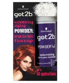 Got2b Powder Ful Volumizing Styling Powder