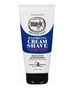 Magic Shave Cream Regular