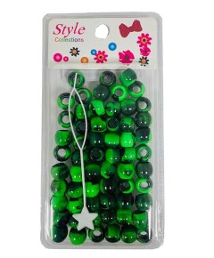 Style Collection Pattern Beads BD012