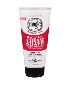 Magic Shave Cream Extra Strength