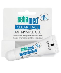 Seba Med Clear Face Anti Pimple Gel