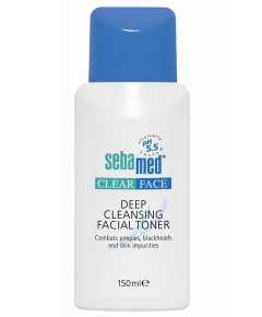 Seba Med Clear Face Deep Cleansing Facial Toner