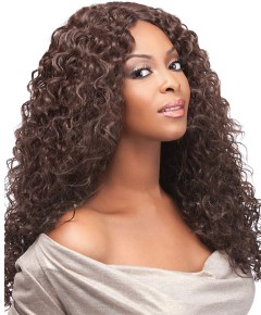 Empress Syn Italian Curl Custom Lace Front Edge Wig