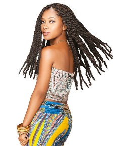 African Collection Syn Reggae Braid