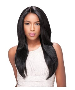 Empress Syn Straight Custom Lace Front Edge Wig