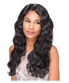 Empress Syn Body Wave Custom Lace Front Edge Wig