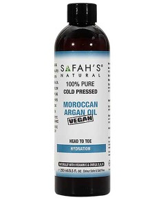 Cold Pressed Head To Toe Hydration Moroccan Argan Oil