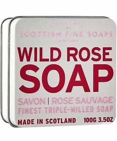 Wild Rose Luxury Soap