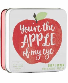 Youre The Apple Of My Eye Soap