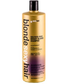 Blonde Sexy Hair Sulfate Free Bright Blonde Shampoo
