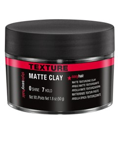 Style Sexy Hair Matte Texturizing Clay