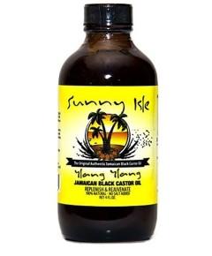 Ylang Ylang Jamaican Black Castor Oil