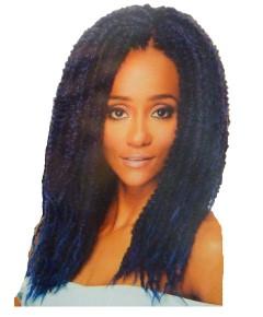 Fashion Idol Express Syn Cuba Twist Marley Braid