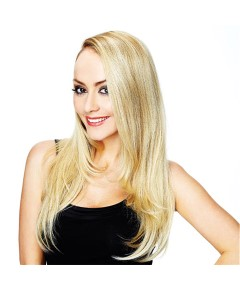 Hair Couture Luxury HC 1 Piece 4 Weft Syn Clip In
