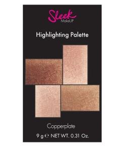 Sleek Palette Copperlate 1176