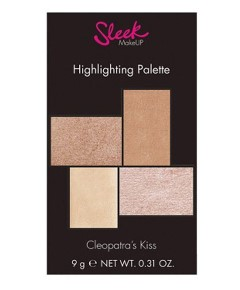 Sleek Highlighting Palette Cleopatras Kiss 033
