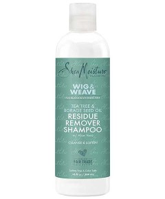 Wig And Weave Residue Remover Shampoo