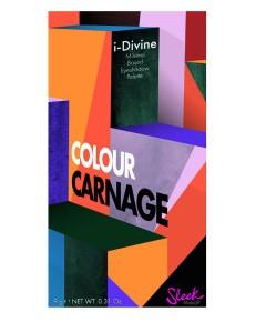 Sleek I Divine Eyeshadow Palette Colour Carnage 1287