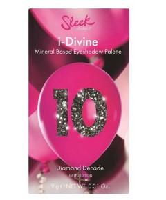Sleek I Divine Eyeshadow Palette Diamond Decade 1154