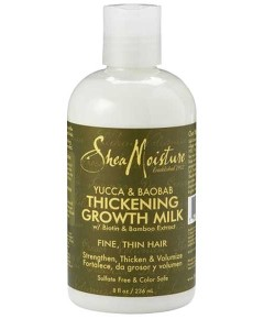 Yucca And Baobab Thickening Growth Milk
