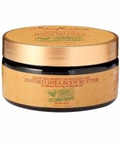 Manuka Honey And Mafura Oil Infused Shea Body Butter