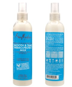 Argan Oil And Almond Milk Smooth And Tame Thermo Protect Milk