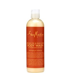Argan Oil And Raw Shea Butter Body Wash