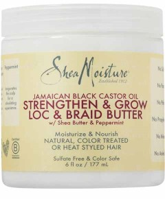 Jamaican Black Castor Oil Strengthen And Restore Loc And Braid Butter