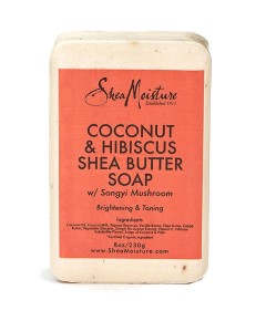 Coconut And Hibiscus Shea Butter Soap